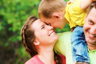 Zajedničko obiteljsko vrijeme, dječja igra i zabava