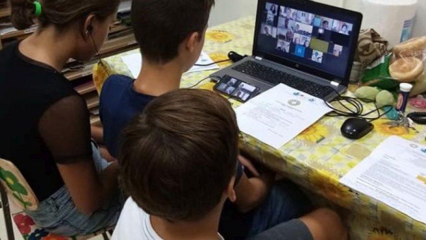 Djeca iz NEF-a Hrvatske razgovarala sa zastupnicima u EU parlamentu
