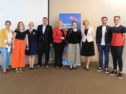 """Projekt SOS Dječjeg sela Hrvatska """"Sigurna mjesta i nesmetan razvoj djece…"""""""
