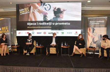 """Konferencija """"Mi i naši gadgeti u prometu – Djeca i roditelji u prometu"""""""