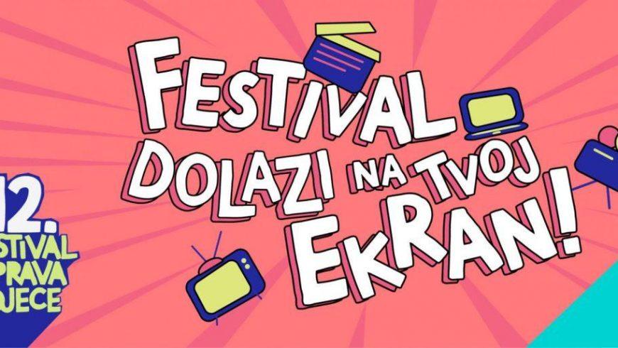 Veliki interes za filmove na Festivalu prava djece