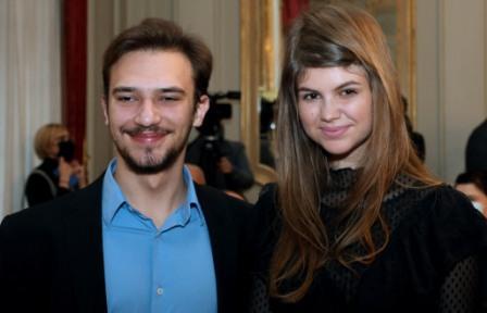 "Lea i Mihael dobitnici zagrebačke Nagrade ""Luka Ritz"""