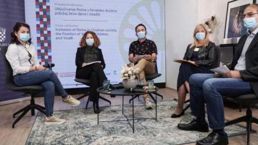 """Konferencija """"Uključivanje Roma u hrvatsko društvo: položaj žena, djece i mladih"""""""