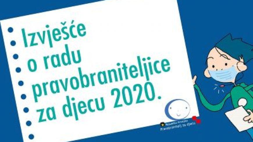 Pravobraniteljica predala Hrvatskom saboru Izvješće o radu u 2020.