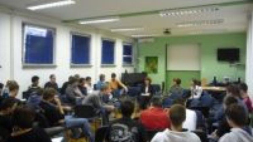 Posjet Tehničkoj školi Ruđera Boškovića u Zagrebu
