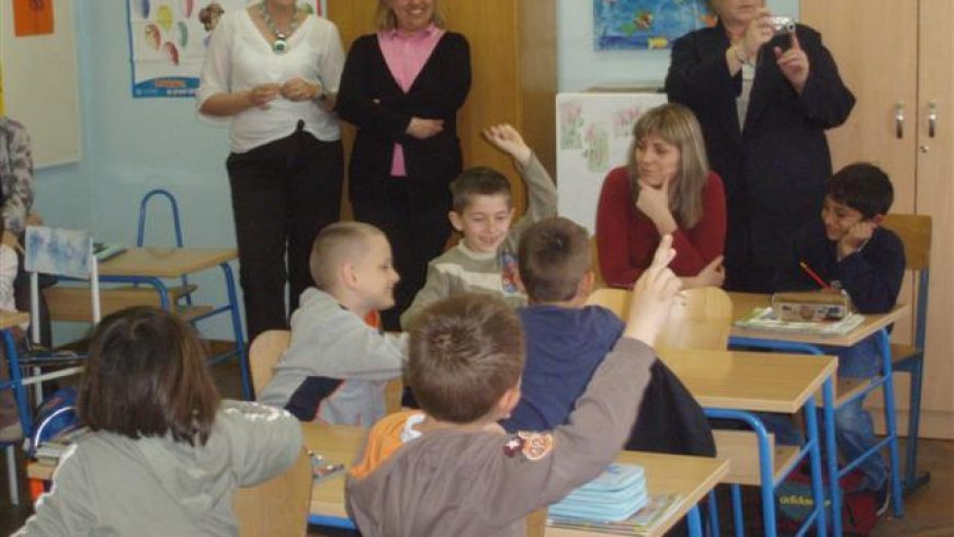 Posjet Osnovnoj školi Vinka Žganca u Zagrebu