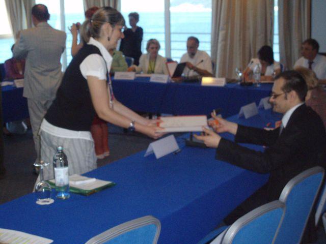Potpisan Sporazum o suglasnosti CRONSEE