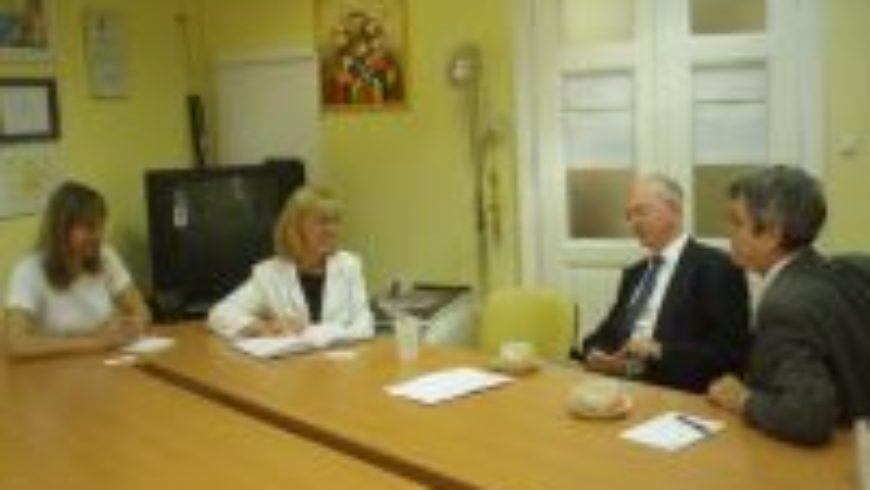 Susret s predstavnicima Francuskog veleposlanstva u Hrvatskoj