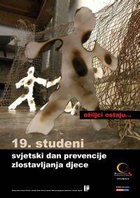 Obilježimo zajedno Svjetski dan prevencije zlostavljanja djece