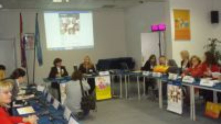 The Conference of the Children's Rights Ombudspersons' Network in South and Eastern Europe in Zagreb