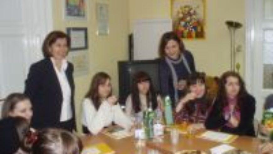 Učenici Škole primijenjene umjetnosti u Zagrebu posjetili pravobraniteljicu