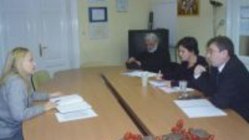 Susret s predstavnicima UNDP-a