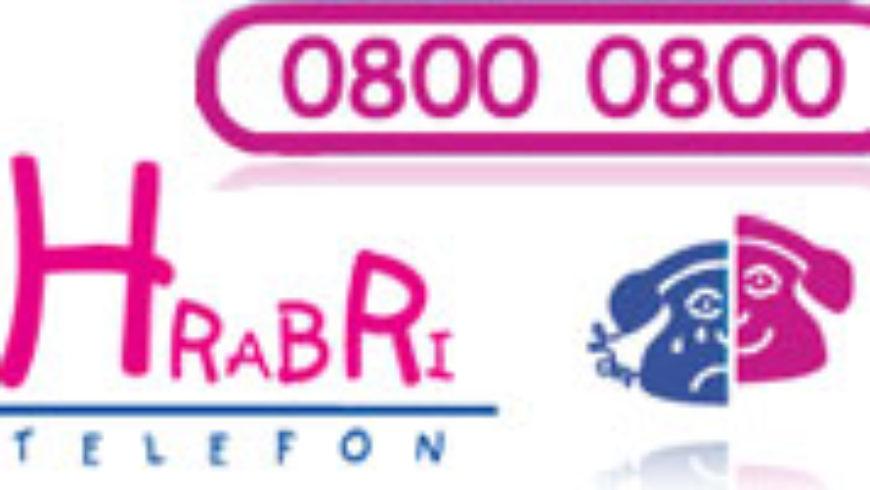 Nova web stranica Hrabrog telefona
