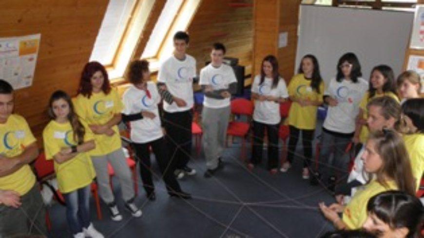 Mreža mladih savjetnika pravobraniteljice za djecu na Bjelolasici