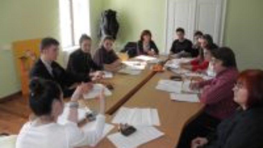 Debatni klub gimnazijalaca u Uredu pravobraniteljice