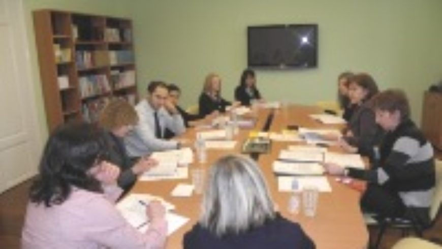 Sastanak s predstavnicima skupine GRETA