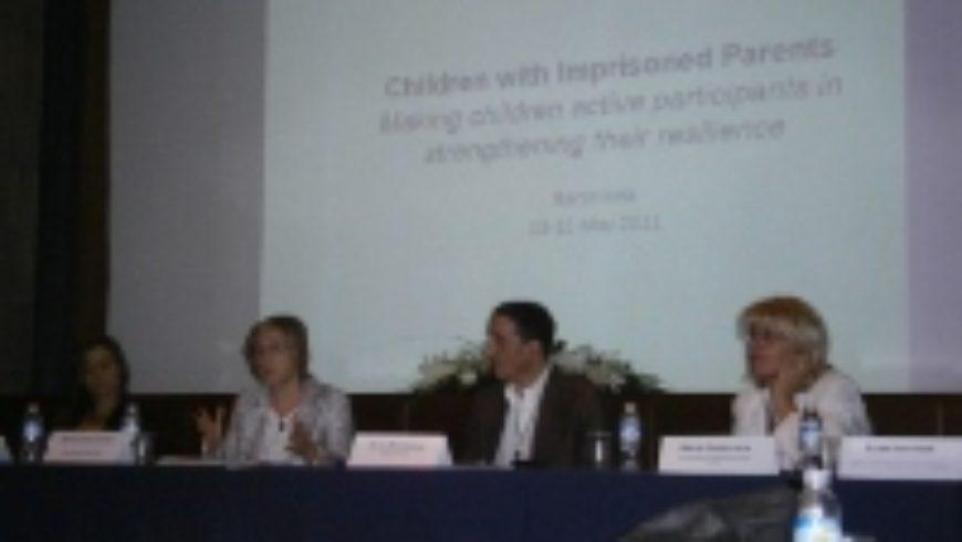 Barcelona: konferencija o osnaživanju djece čiji su roditelji u zatvoru