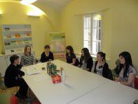 Posjet učenica Upravne i birotehničke škole iz Zagreba