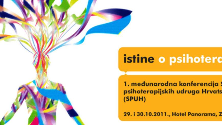 """Međunarodna konferencija """"Istine o psihoterapiji"""""""