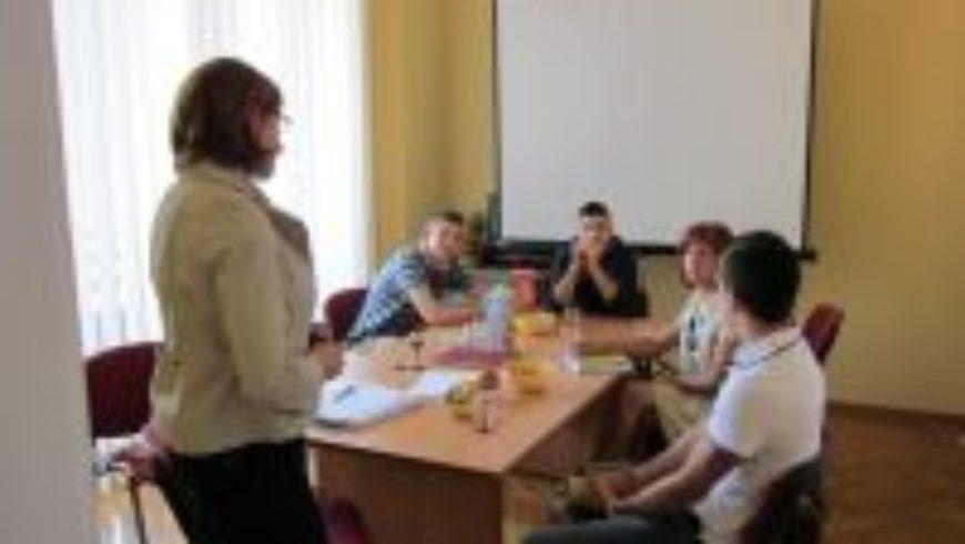 Učenici Tehničke škole za strojarstvo i brodogradnju Rijeka u riječkom uredu pravobraniteljice
