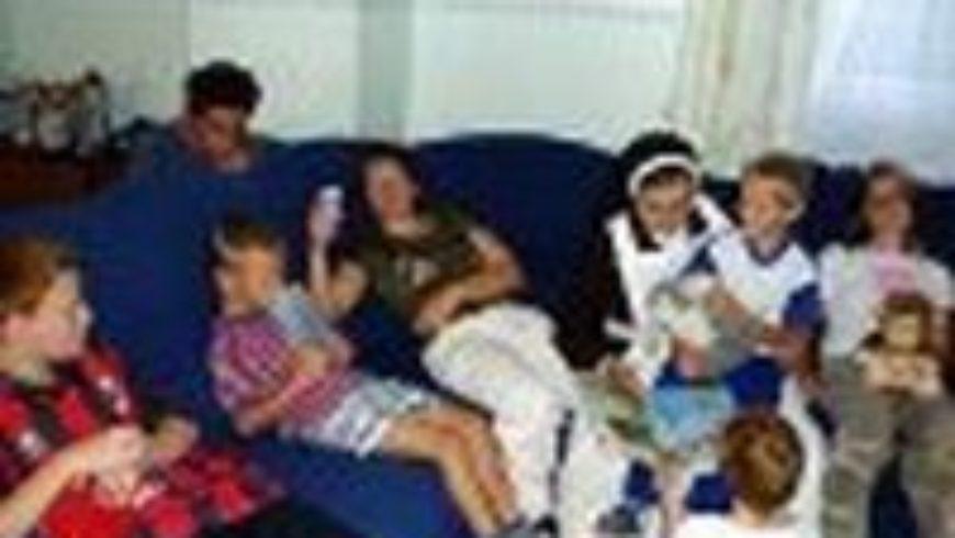 Posjet Kući Sv. Terezije od Malog Isusa za nezbrinutu djecu u Zagrebu