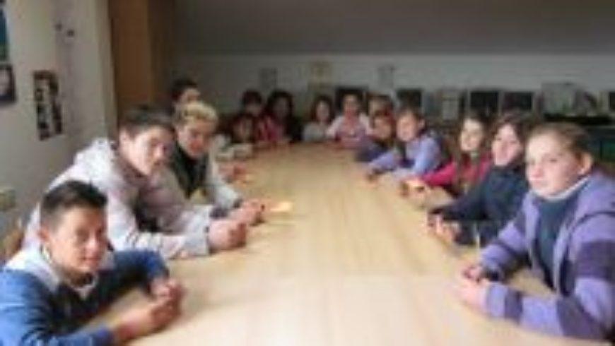 Posjet Osnovnoj školi Kistanje