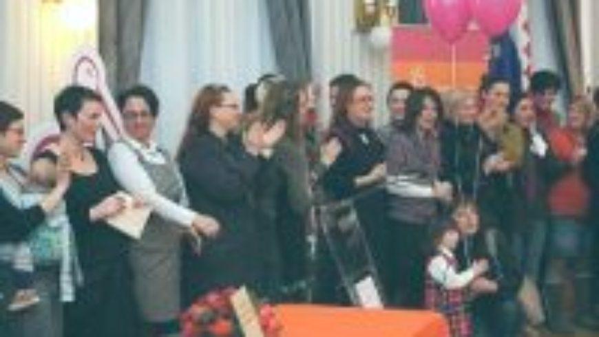 Proslava 10. obljetnice udruge RODA