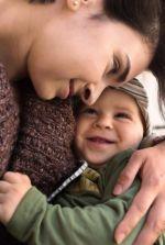 Posjet Caritasovoj kući za smještaj majki i djece