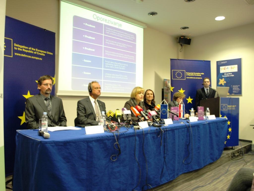 """Knjiga """"Hrvatska i Europska unija – Prednosti i izazovi članstva"""""""