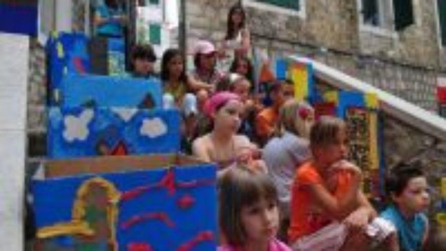 Otvoren 52. međunarodni dječji festival u Šibeniku
