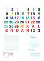"""Školski kalendar """"Godina za sjećanje"""""""