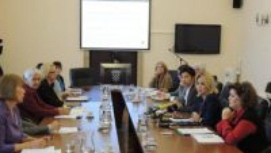 Okrugli stol o prijedlogu Zakona o dadiljama