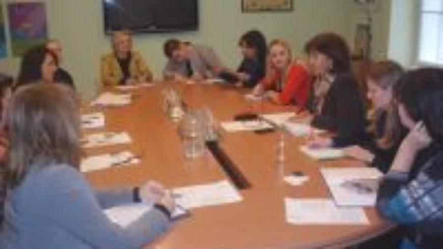 Sastanak s predstavnicima nevladinih udruga i državnih tijela