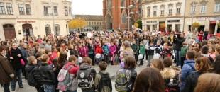 U Osijeku djeca najavila Festival o pravima djece