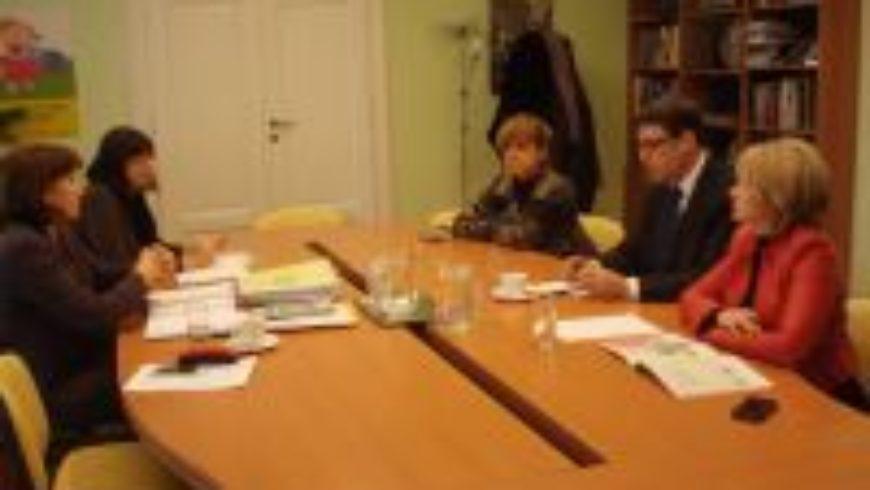 Susret s ministrom Željkom Jovanovićem