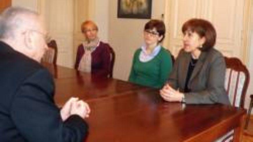Posjet Uredu za obitelj Riječke nadbiskupije