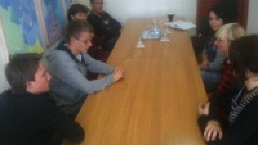 Susret s učenicima Gospodarske škole u Čakovcu