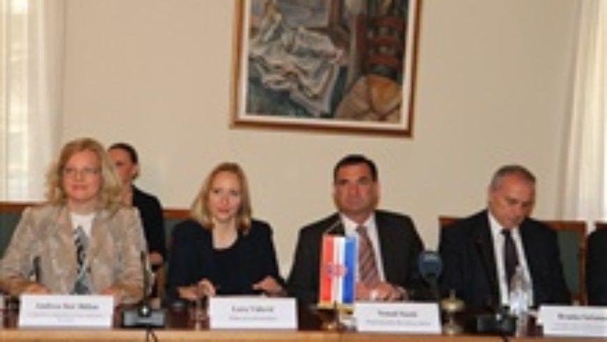 Svečanost zatvaranja twinning projekta o zaštiti od diskriminacije
