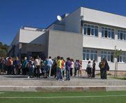 Otvorena školska sportska dvorana pri OŠ Grohote na Šolti