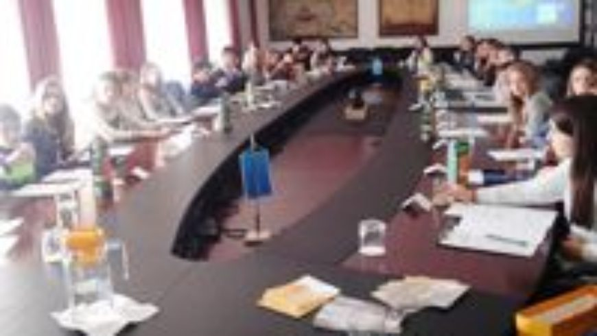 Druga sjednica Dječjega gradskog vijeća Split