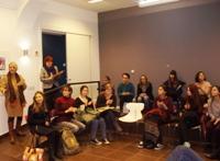Druženje s učenicima ŠPUD u Zagrebu