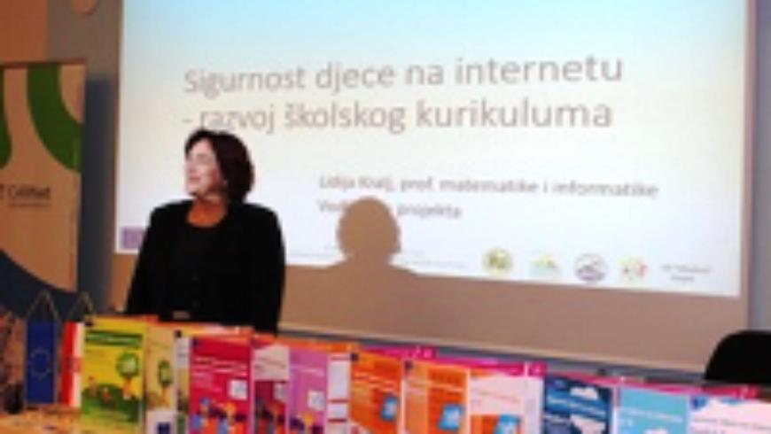 """Uspješno završen projekt """"Sigurnost djece na internetu"""""""