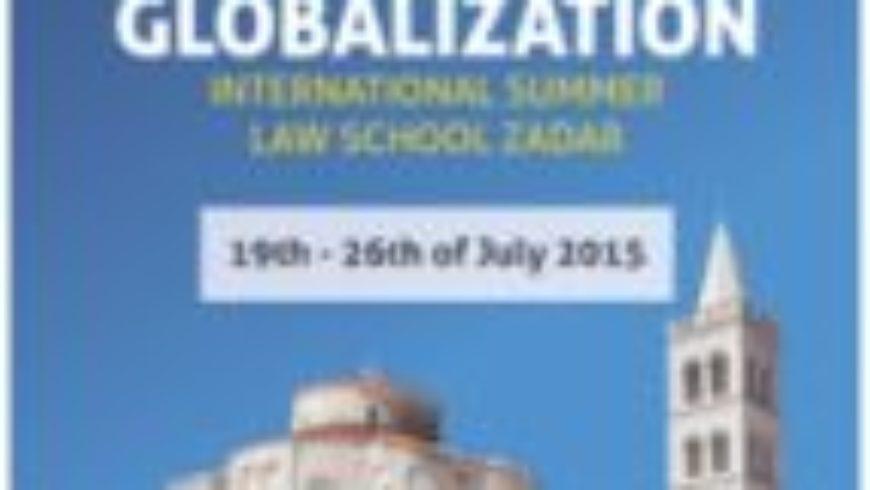 Međunarodna ljetna pravna škola ELSA-e u Zadru