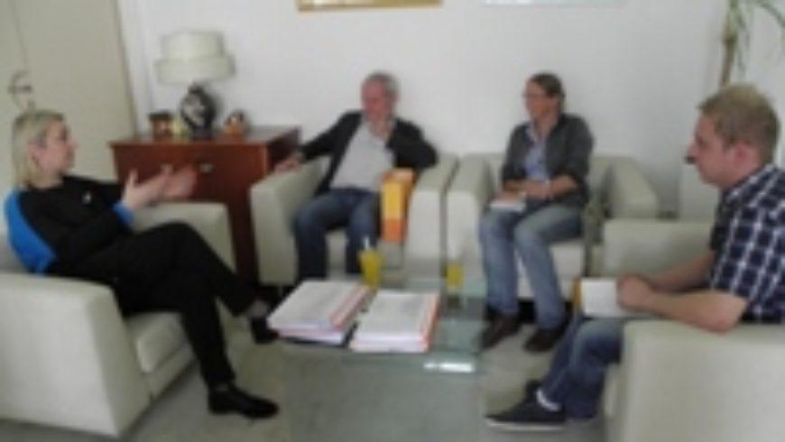 Posjet stručnjaka iz Belgije