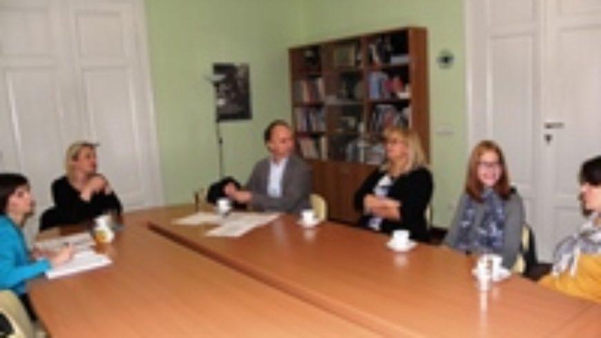 Susret s Hrvatskim društvom za dječju i adolescentnu psihijatriju i psihoterapiju