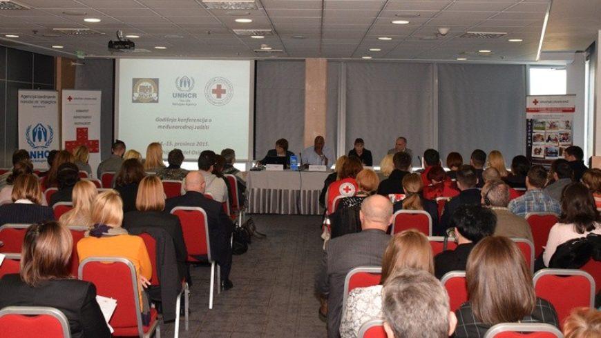 Osijek: Godišnja konferencija o međunarodnoj zaštiti