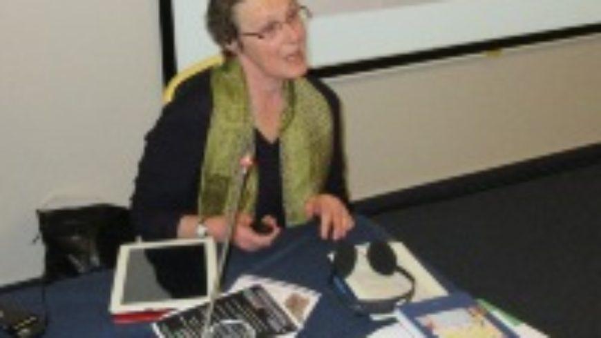 Kate Philbrick posjetila Ured pravobraniteljice za djecu