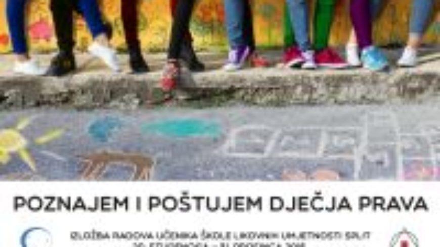 Pravobraniteljica uručila zahvalnice u Školi likovnih umjetnosti u Splitu