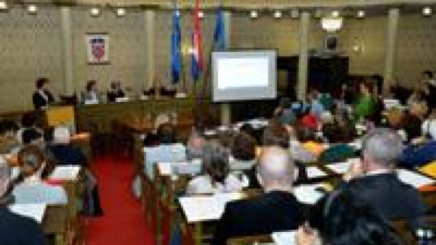 COPE Annual Conference in Zagreb