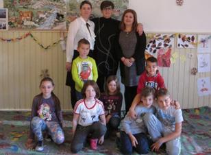 "Posjet Osnovnoj školi ""Dr. Ante Starčević"" Pazarište Klanac"